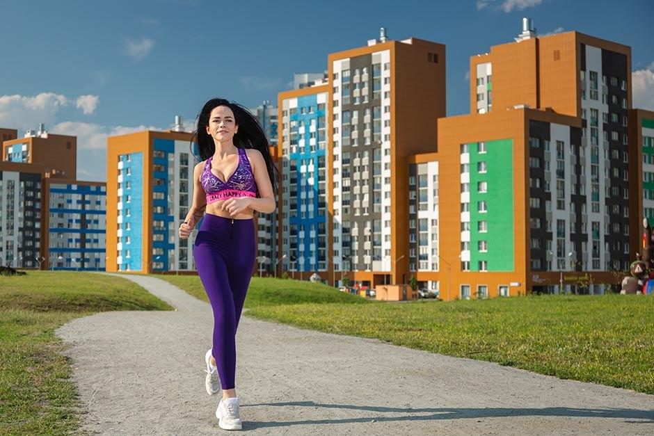 Екатерина Парубец – частный фитнес-тренер и диетолог