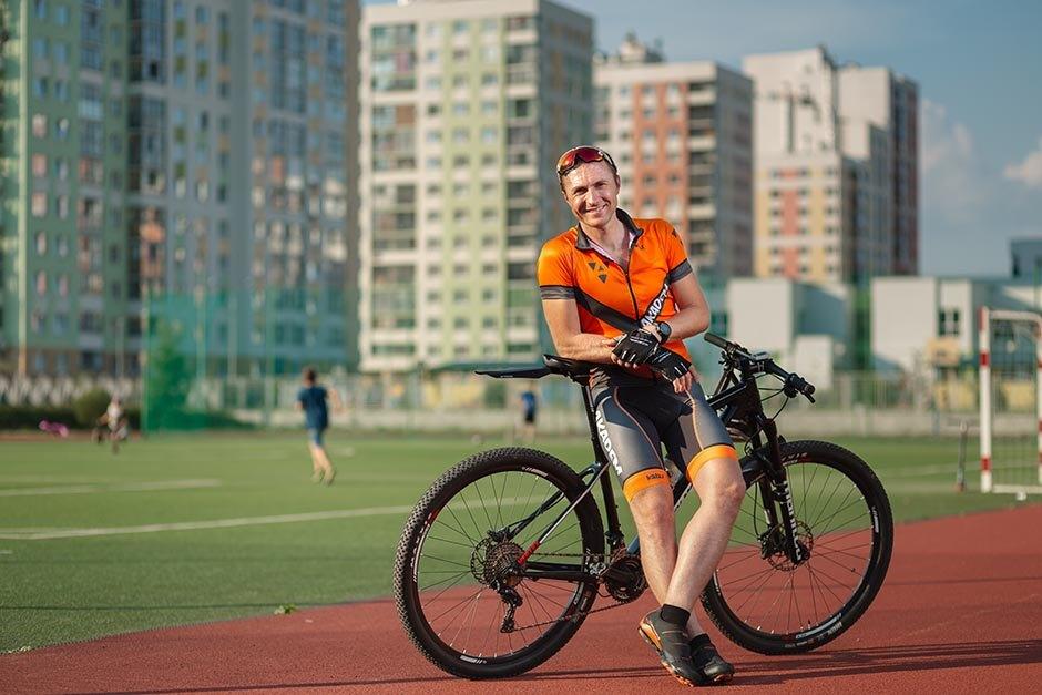 Сергей Антонов –сооснователь спортивного кубка AkademMan