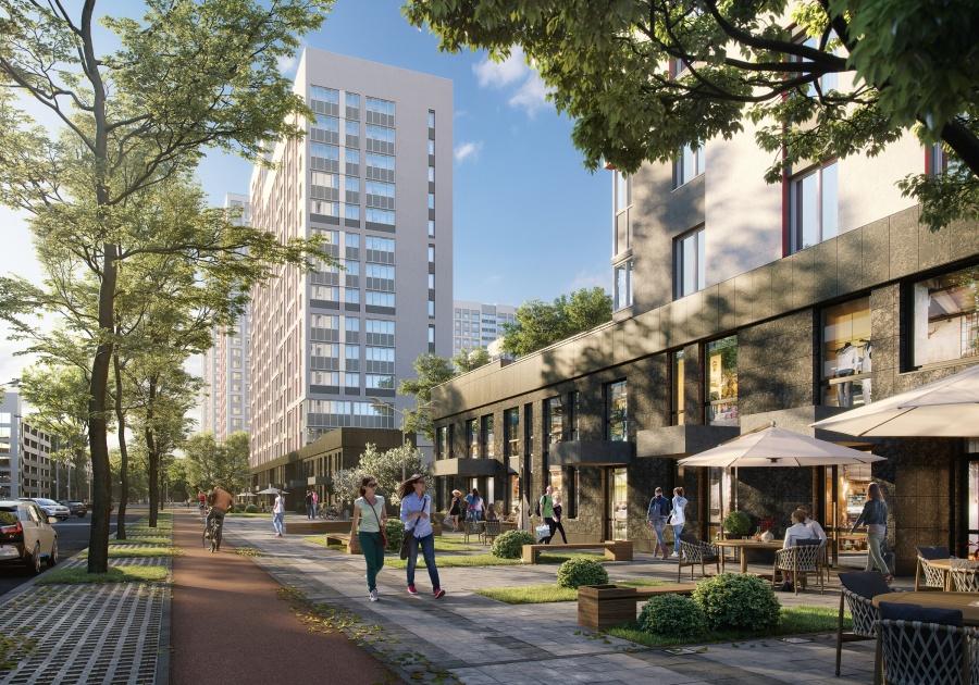 На старте продаж покупателей ждут привлекательные цены и широкий ассортимент квартир